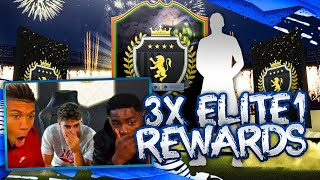 FIFA 20: 3x Elite 1 Rewards mit Jordan und Sidney/ 21 INFORMS mit 2 Fußballprofis  🔥