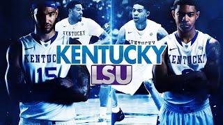Kentucky Wildcats TV: Kentucky 71 LSU 69