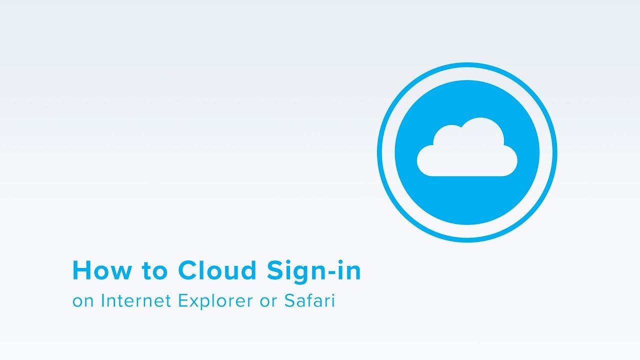 EZVIZ | How To Cloud Sign-in to your EZVIZ App on the web