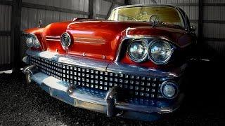 1958 Buick Century Hardtop 364 Nailhead V8 300 HP