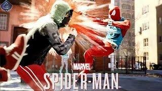 Spider-Man PS4 - Scarlet Spider Suit Revealed! New Combat Trailer!