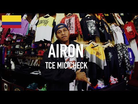 Airon - Untitled [ TCE Mic Check ]