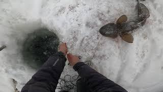 Рыбалка перед Рождеством 06 01 2021 52