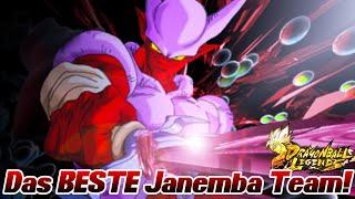 Das BESTE Super Janemba Team! ;) Regeneration FTW! | Dragon Ball Legends Deutsch