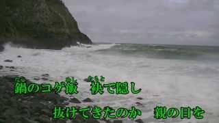 風雪ながれ旅♪北島三郎♪カラオケ