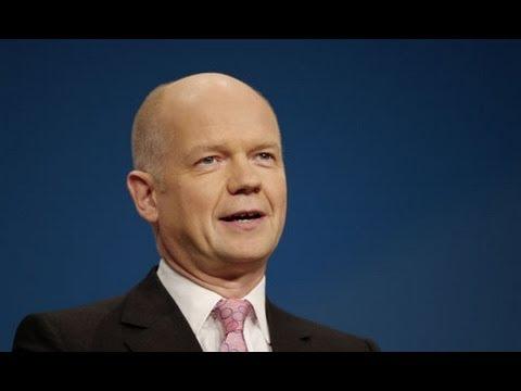 NSA Prism programme William Hague makes statement on GCHQ