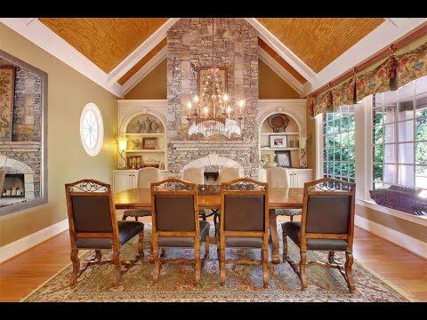 Executive Country Club Home in Suwanee, Georgia