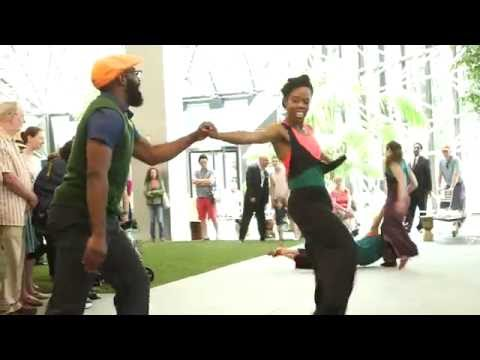 Ephrat Asherie Dance - Riff this, Riff that - River To River 2016