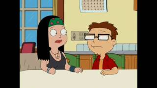 American Dad! Steve and Cougar Boost