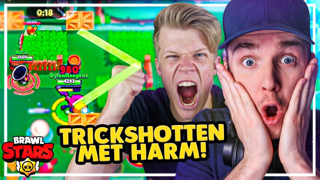 ALLEEN MAAR SCOREN MET TRICKSHOTS! - Met Harm