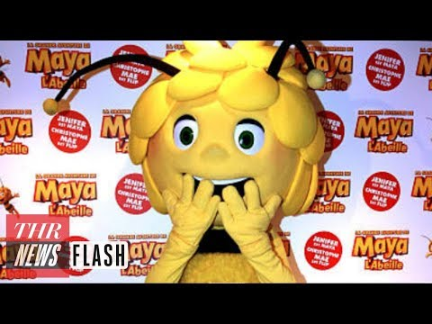 'Maya the Bee' Producer Apologizes for Penis Drawing in Netflix Children's Show | THR News Flash