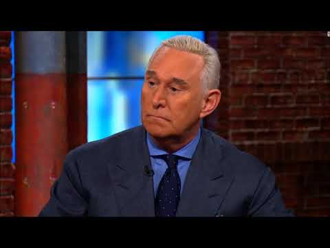 Roger Stone: Why Did Donald Trump's Bodyguard Resign?