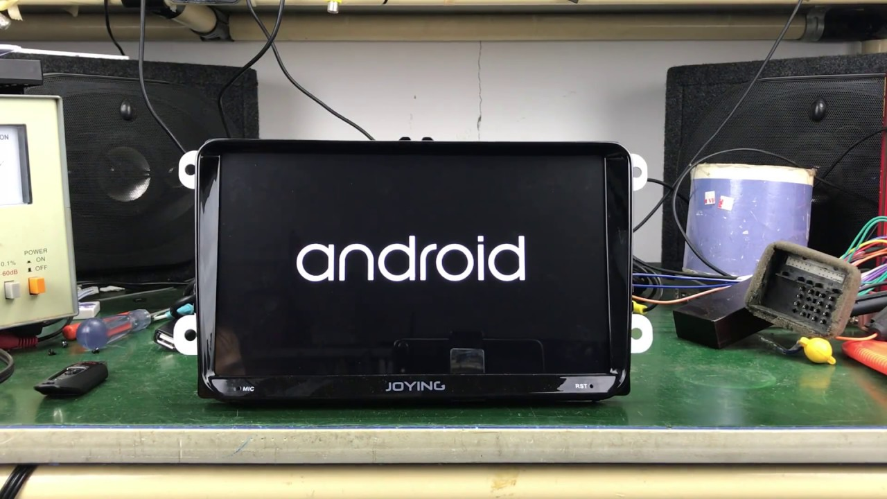 How To Upgrade Joying Android 5 1 1 9inch Double 2 Din Vw