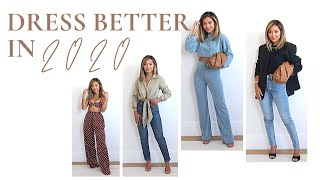 6 Ways To Dress Better In 2020