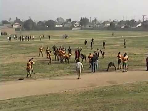 Belmont Shore Rugby Vs HB Unicorns 2001 At Huntington Beach