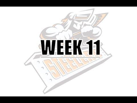 EIHL Match Highlights [Week 11] [6/11/17 - 12/11/17]