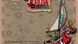 The Legend of Zelda Wind Waker Ancient Hero Remix