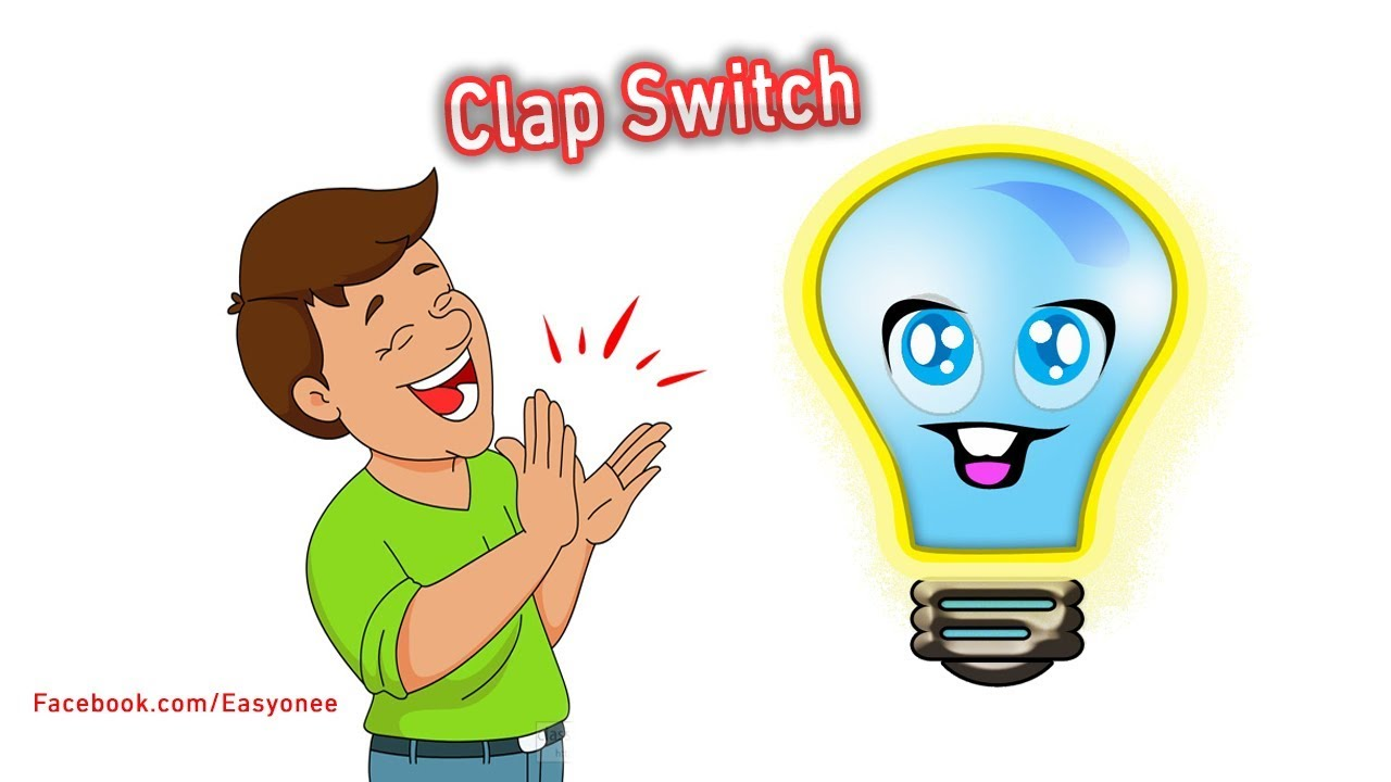 How To Make A Clap Switch At Home Control Your Light Using Ic 4017 Transistor