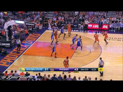 Golden State Warriors vs Phoenix Suns - Full Game Highlights | October 30, 2016 | 2016-17 NBA Season