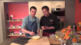 How To Make French Madeleine Cakes