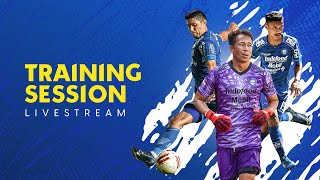 [LIVE] TRAINING SESSION