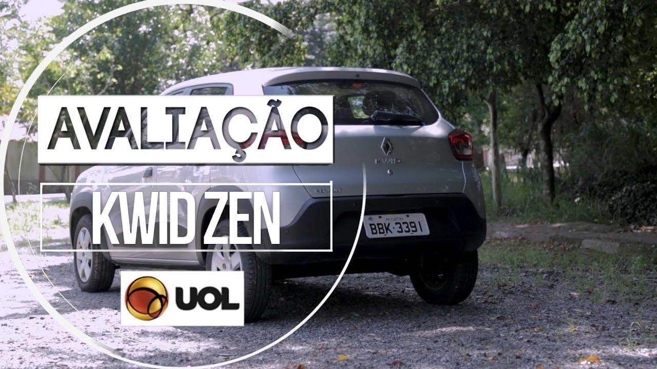 Avaliação Renault Kwid Zen Vale Pagar Até R 38 Mil Youtube
