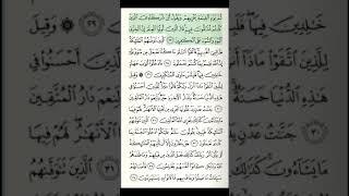 14-juz 9-sahifa Qur'on tilovati