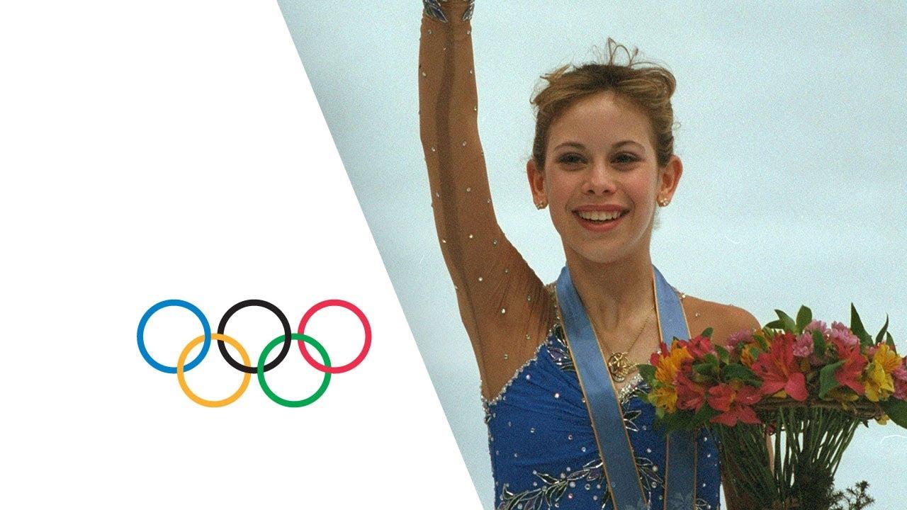 Tara Lipinski Wins Gold Medal Aged 15 | Nagano 1998 Winter ...