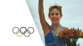 Tara Lipinski Wins Gold Medal Aged 15 | Nagano 1998 Winter Olympics