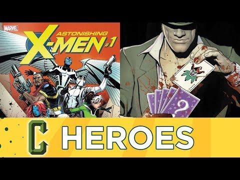 Astonishing X-Men #1, Batman #3 & More: Comic Book Pull List - Collider Heroes