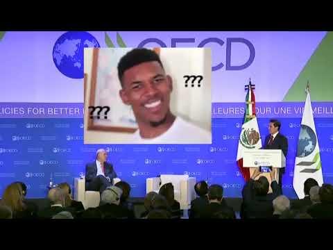 """México se ha volvido"" : Enrique Peña Nieto"