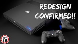 Top 10 Things Confirmed For PS5