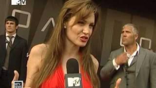 Анджелина Джоли приехала в Москву