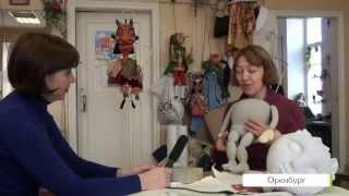Как делают кукол в кукольном театре