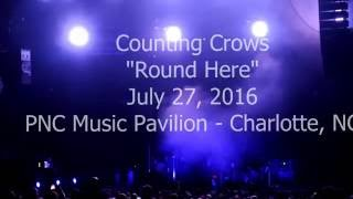 Round Here - Counting Crows Live at PNC Pavilion in Charlotte NC