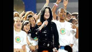 Michael Jackson - We are the World + Tekst
