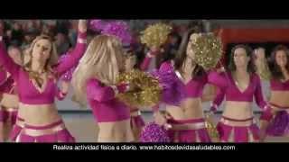 Spot Bifrutas cheerleaders