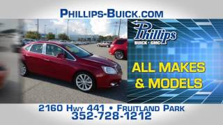 Phillips Buick GMC: One of the Top Used Car Dealers in Florida!
