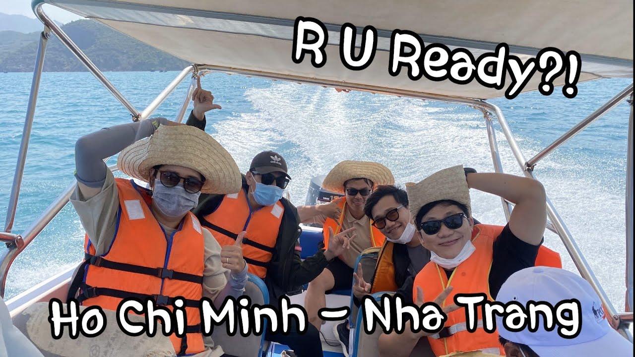 누가 그래 남자여행이 재미 없다고? 베트남 연예인 친구들과 호치민 - 나짱/나트랑 여행 1편