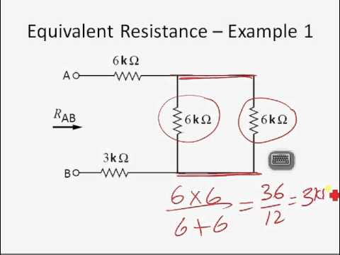 finding equivalent resistance youtube rh youtube com