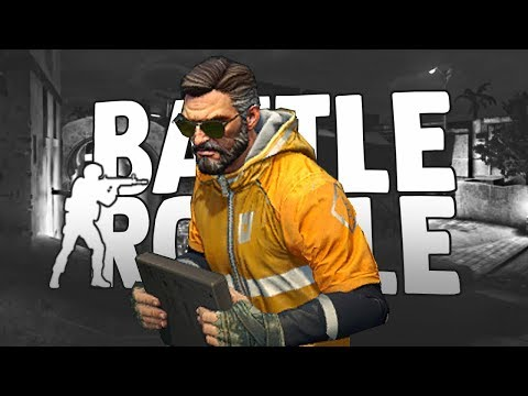 CS:GO BATTLE ROYALE (Danger Zone Gameplay PL)