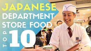 Japanese Department Store Food Top 10 at Tokyo Shibuya Tokyu Food Show