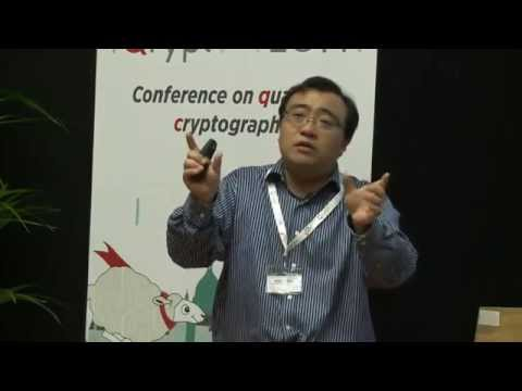 2.Qiang Zhang - Recent Progress of Quantum Key Distribution in China