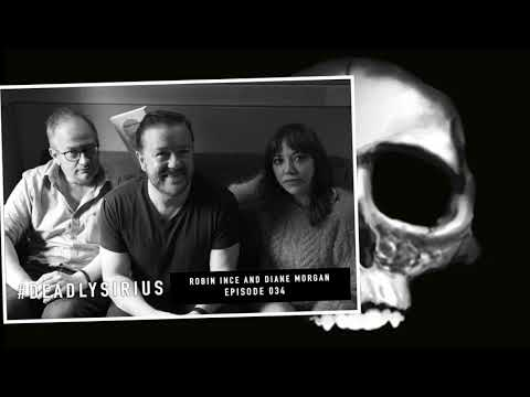 RICKY GERVAIS IS DEADLY SIRIUS #034 Mp3