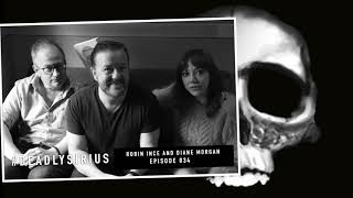RICKY GERVAIS IS DEADLY SIRIUS #034