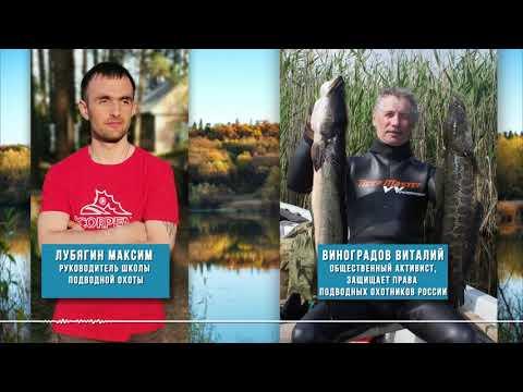 В Астрахани могут ввести запрет на подводную охоту зимой!
