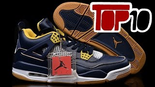 Top 10 Upcoming Jordan Shoes Of 2016