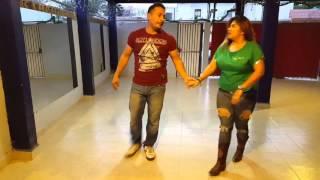 aprende a bailar los pasos basicos de la cumbia en pareja 10 basicos 4
