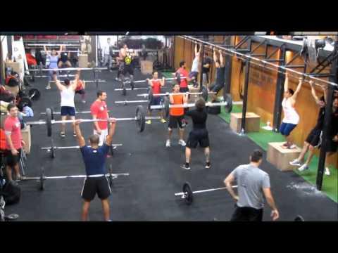 Ellos y ellas prefieren entrenar al ritmo del CrossFit