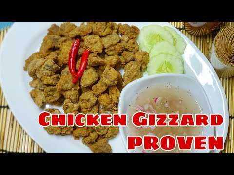 Easy Proven - Crispy Chicken Gizzard